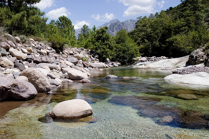 Upper Fango River