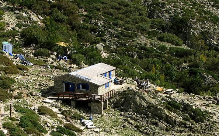 Refuge d'Usciolu